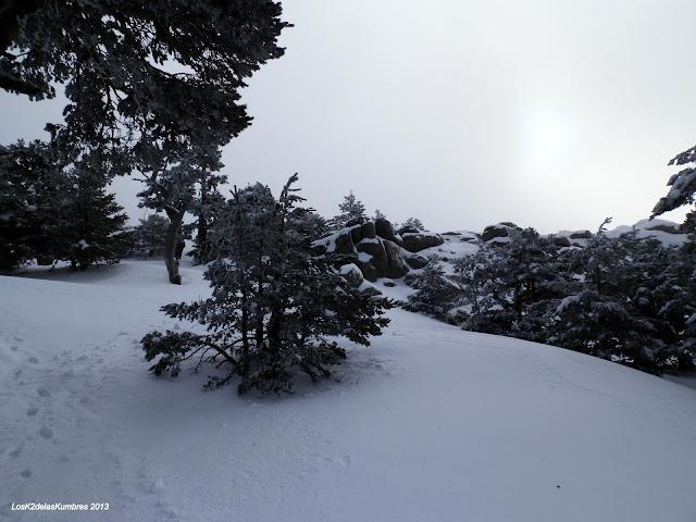 Alto del Puerto de Navacerrada