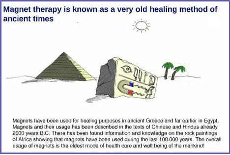 Time For Wellness : The History of Magnets