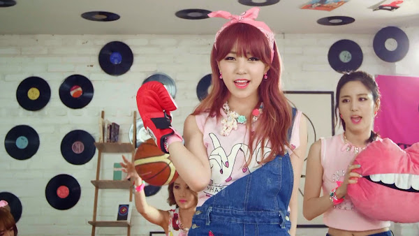 Tahiti Ari Oppa You're Mine