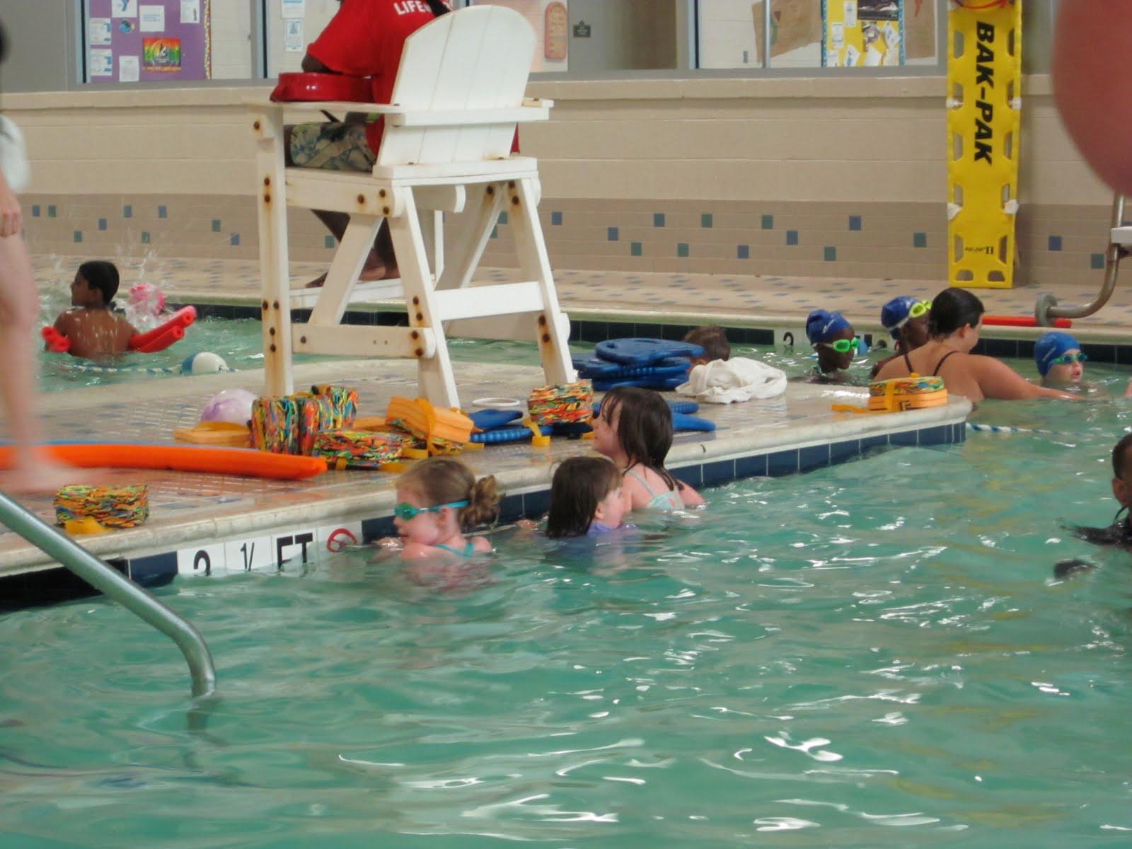 Andersen Family Blog Swimming Lessons