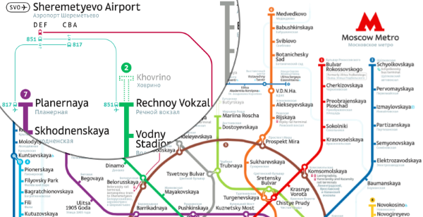 Moskwa Metro