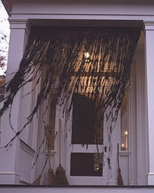throw the party outdoor halloween decorations simple easy cheap