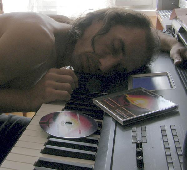 Тяжелые роды... - композитор Андрей Климковский а релизе своего альбома «Родился я не на Земле»