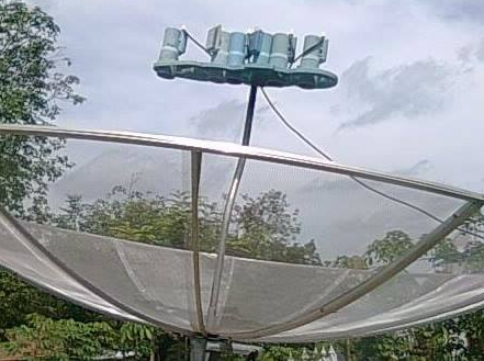 Antena Parabola 6 LNB