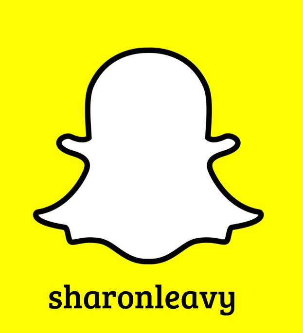 I'm on Snapchat!