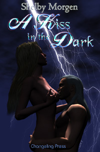 A Kiss in The Dark by Shelby Morgen