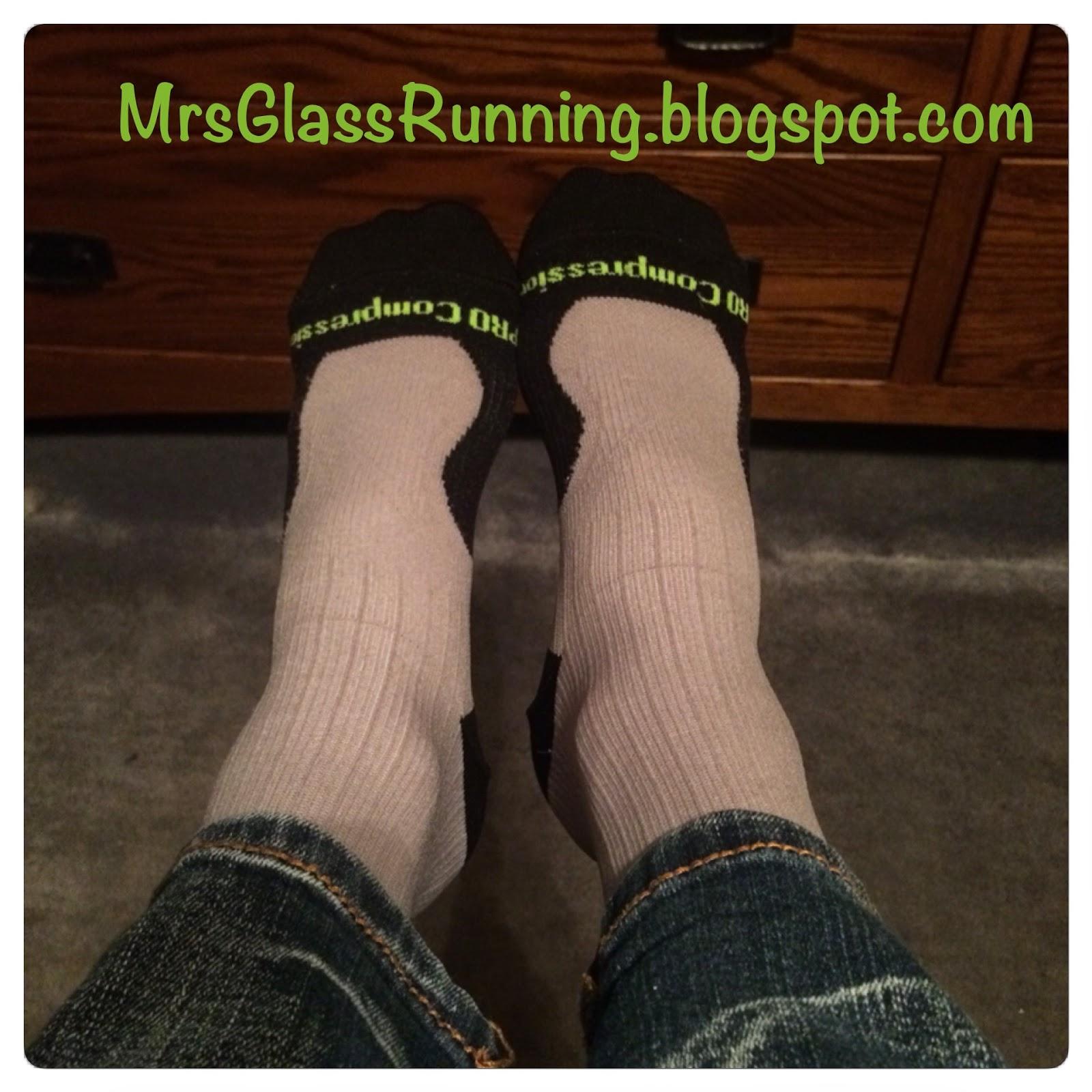 Pro Compression Marathon Socks - Women's Review ...