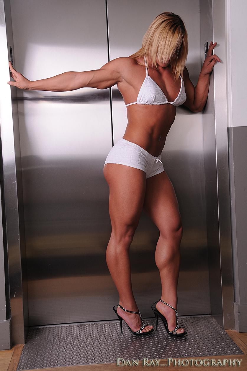 Womens Muscular Legs 73