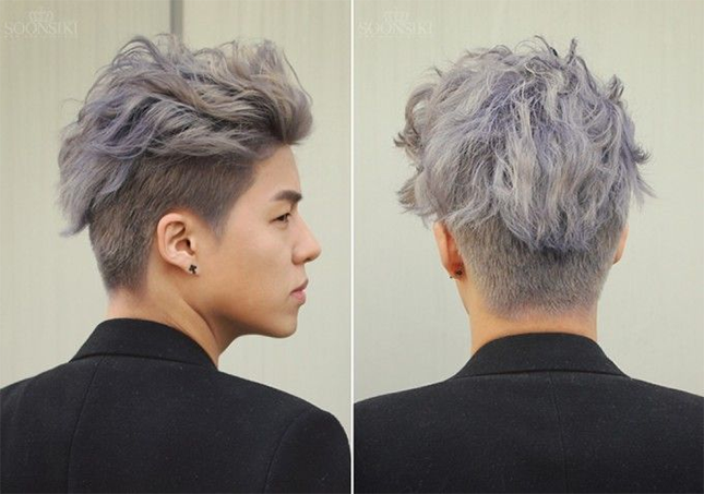 The Best Korean Hairstyles this 2016 for Men