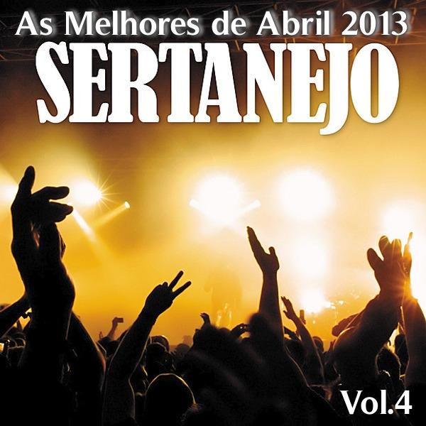 logo+abril CD As Melhores de Abril Vol.4