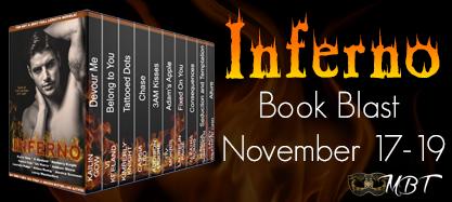 Book Blast: Inferno + Giveaway! (INT) #InfernoBlast