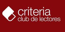 LIBROS: Criteria Club de Lectores