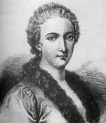 Maria Gaetana Agnesi (1718 - 1799)