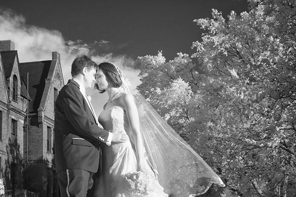 Brown University Wedding Photos