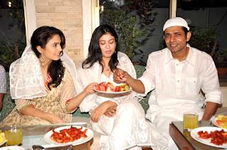 'Gangs of Wasseypur 2' Star cast at their Iftaar party