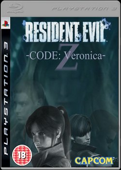 resident Download   Resident Evil Code: Veronica PS3 DUPLEX
