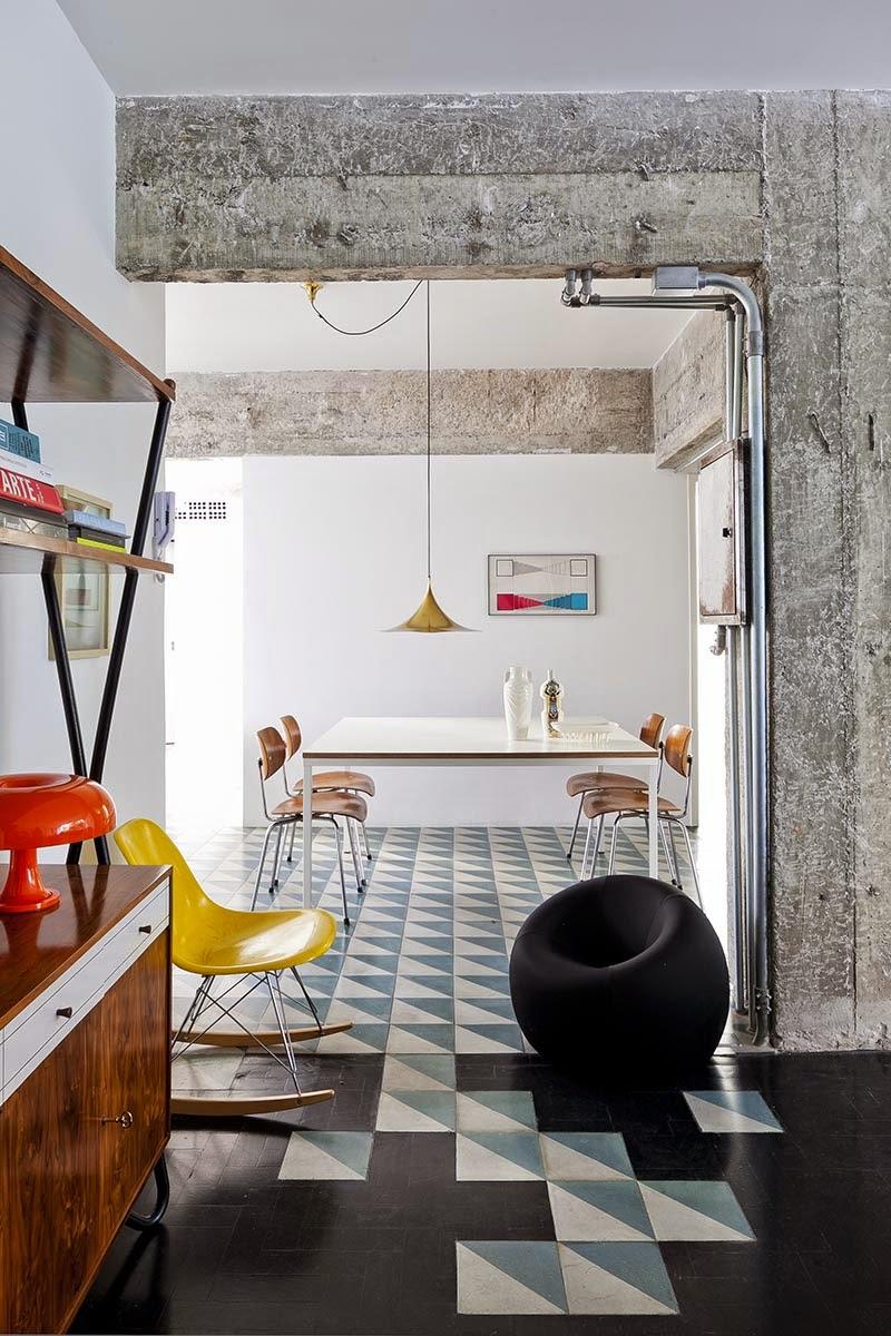 Designklassiker in Schwarz-Weiß Einrichtung - der moderne Design Trend im Einrichten