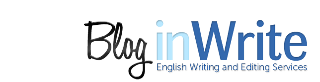 inWrite -- English Writing and Editing Services
