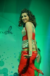 Actress Hamsa Nandini Stage Dance Stills at Global Logic Annual Bash 56
