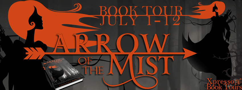 Arrow of the Mist tour banner