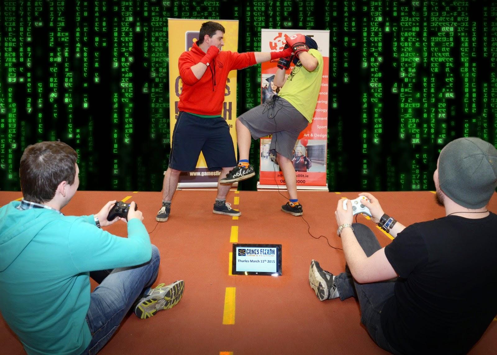 Games Fleadh showcases Irish gaming industry