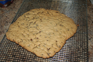 IMG_0564 Chocolate Chip Cookie Cake