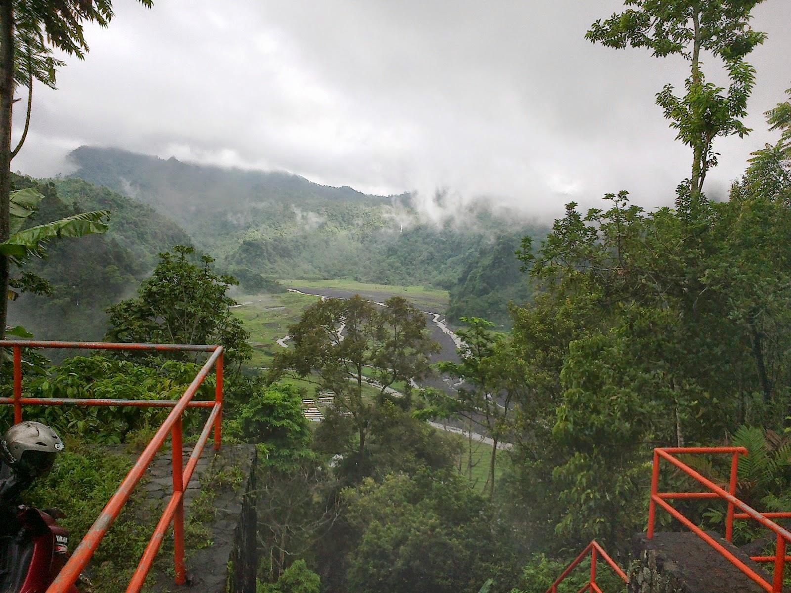 Suasana di Sekitar Candi Jawar