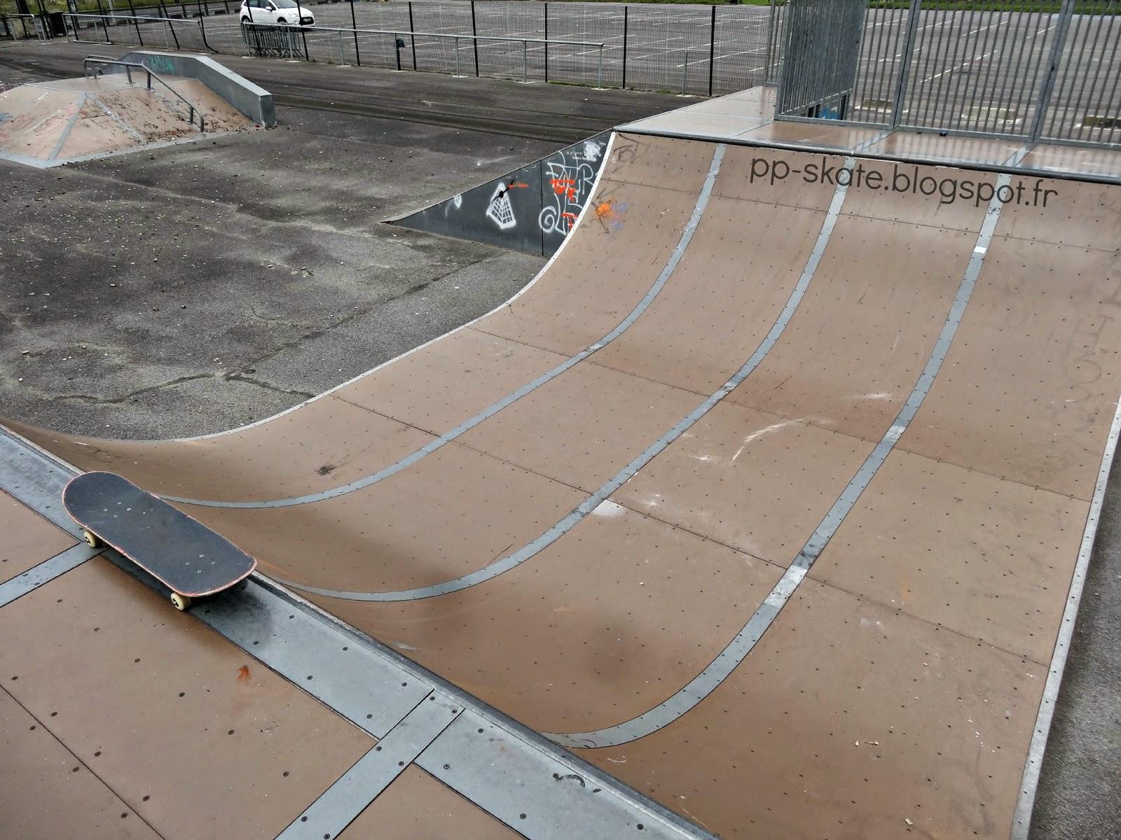 rampe skatepark fleury merogis