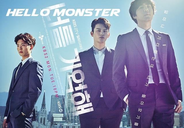 Biodata Pemain Drama Hello Monster