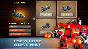 Download Steel Mayhem: Battle Commander
