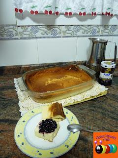 Auténtica receta de quesada pasiega de las monjitas clasiras por Mj Aurensanz