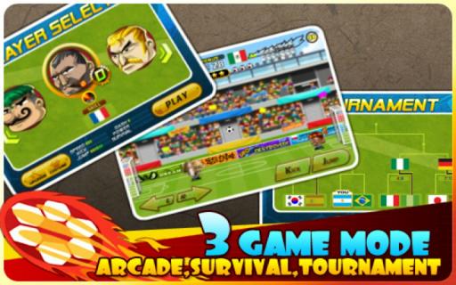 head soccer 3.0.0 mod android apk