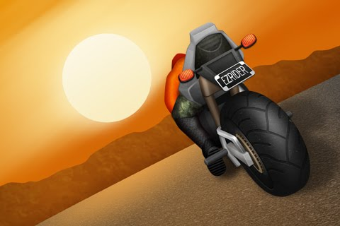 Highway Rider Free App Game By Battery Acid Games