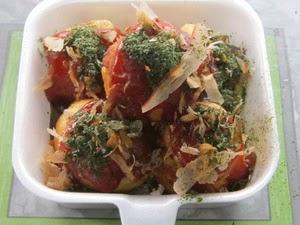 ... admin resep masakan menyuguhkan resep takoyaki sederhana dengan rasa