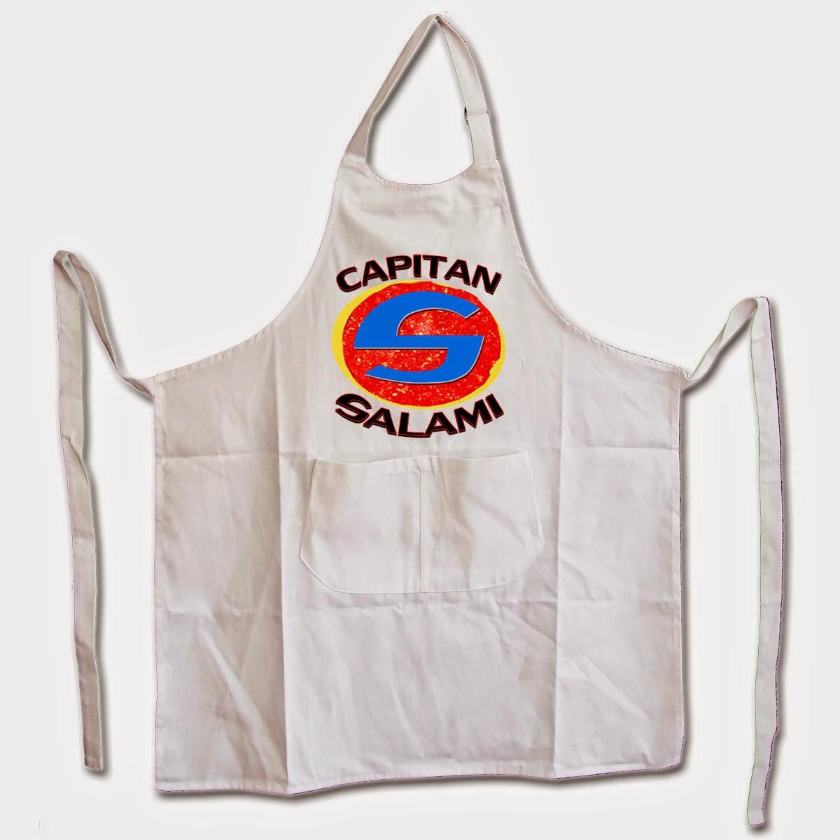 Delantal Capitán Salami
