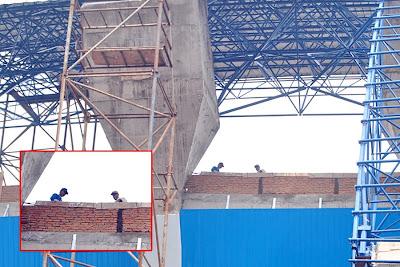 Stadion Gedebage Terbaru