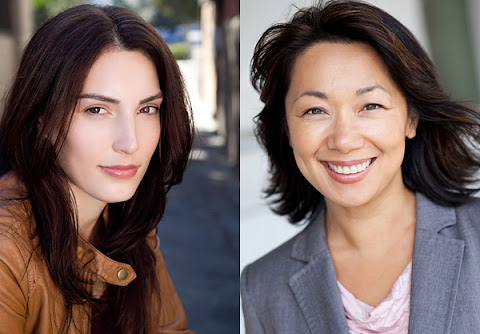 Ellen Hancock - Alice Kwong-Van Dusen - Cast Images Actors