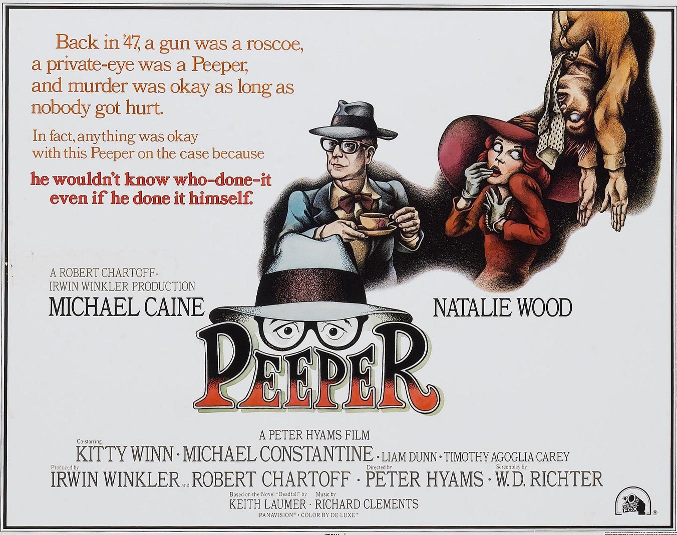 PEEPER (1975) WEB SITE