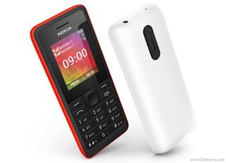 Nokia 106 và 107 giá rẻ
