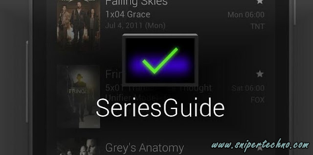 Series Guide Show Manager