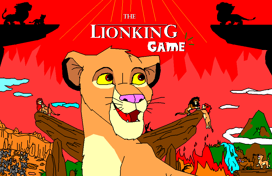 Game Adventure Gratis Lion King For PC