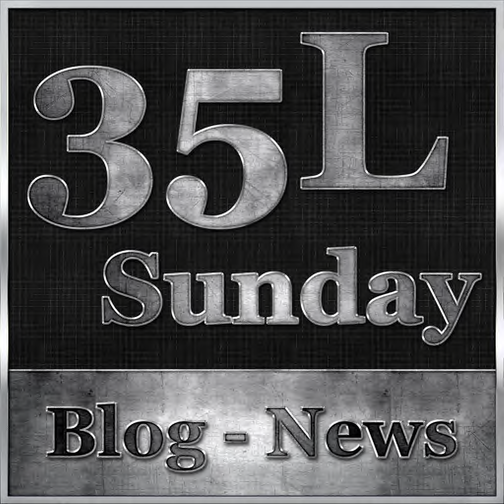 35L Sunday Blog