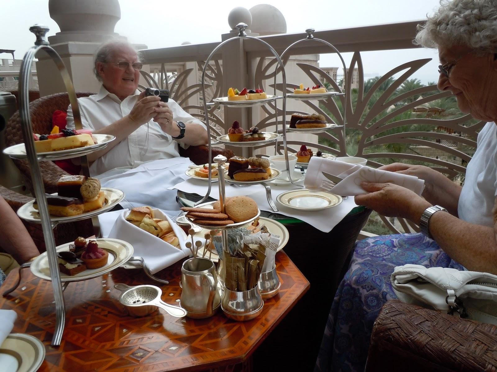 Very Impressive portraiture of Afternoon Tea at Al Qasr with #653F2A color and 1600x1200 pixels