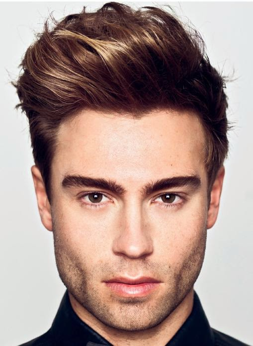 men 2014  Men Hairstyles 2014  Short Haircuts For Men  wavy quiffShort Wavy Hairstyles For Men 2014