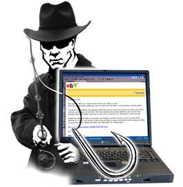 phishing truffe e-mail