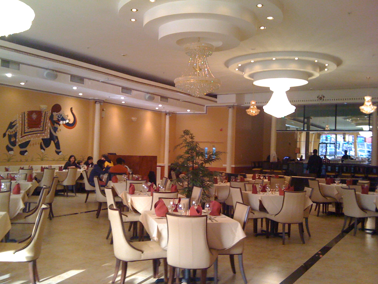 New Indian Restaurant