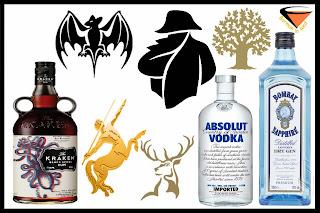 marcas de bebidas