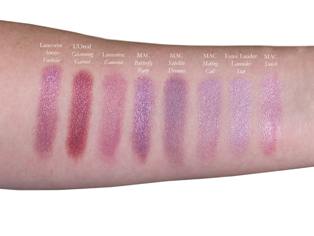 Makeup Magpie: Lancome Color Design Infinite Shadow ...