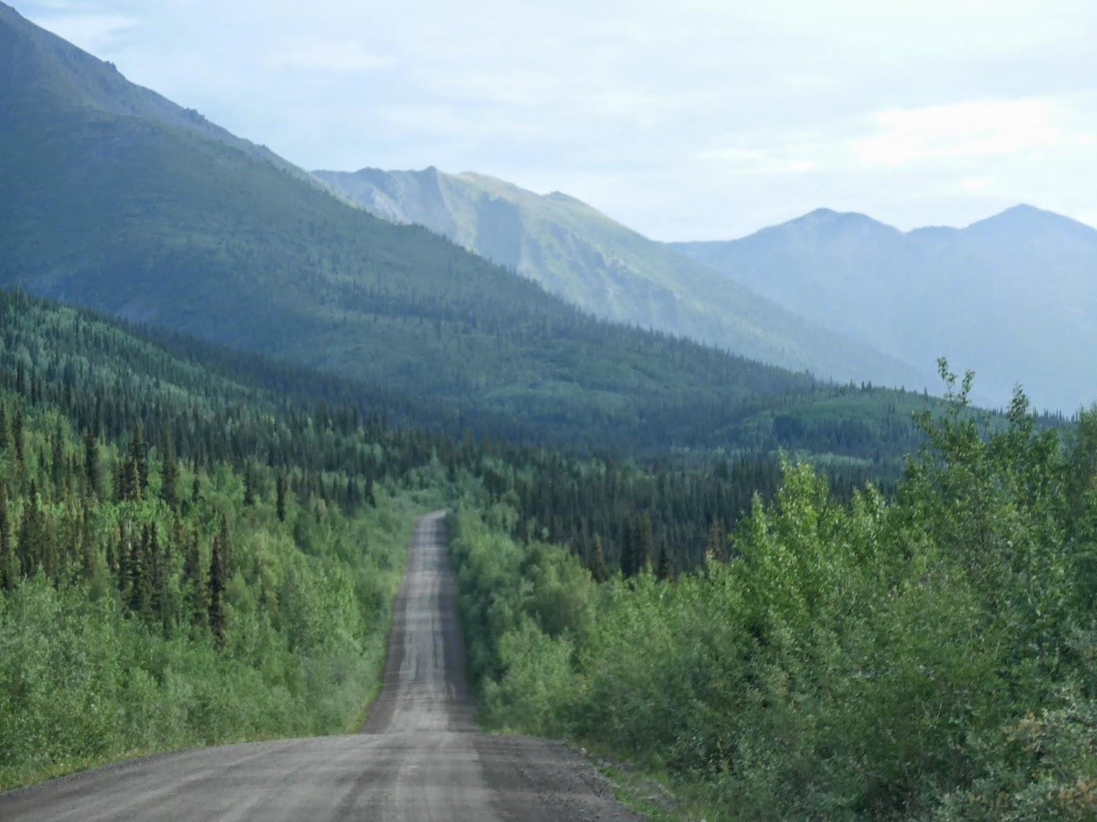 Yukon Scenery.