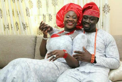 mercy johnson birthday husband